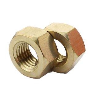 02. Tuerca Hexagonal Métrica